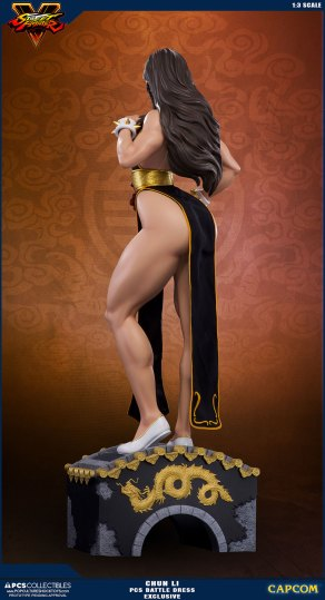 PCS Street Fighter Chun-Li Battle Dress - Photo 16