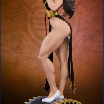PCS Street Fighter Chun-Li Battle Dress - Photo 17
