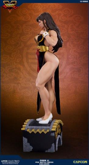 PCS Street Fighter Chun-Li Battle Dress - Photo 18