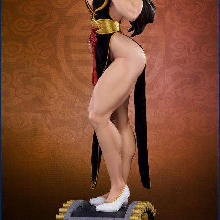 PCS Street Fighter Chun-Li Battle Dress - Photo 18