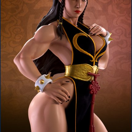 PCS Street Fighter Chun-Li Battle Dress - Photo 2