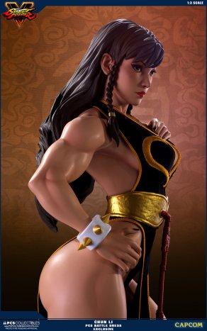 PCS Street Fighter Chun-Li Battle Dress - Photo 4