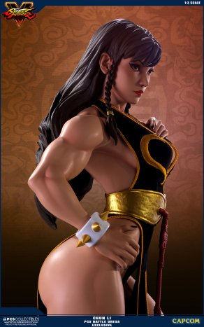 PCS Street Fighter Chun-Li Battle Dress - Photo 4