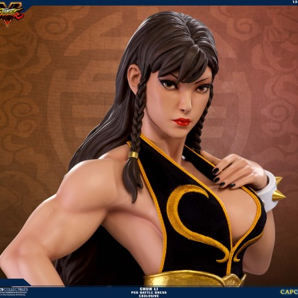 PCS Street Fighter Chun-Li Battle Dress - Photo 5