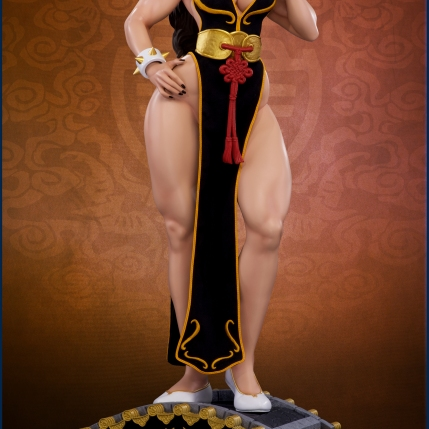 PCS Street Fighter Chun-Li Battle Dress - Photo 8