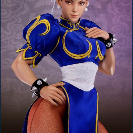 PCS Street Fighter Chun-Li Classic Qipao Statue - Photo 1