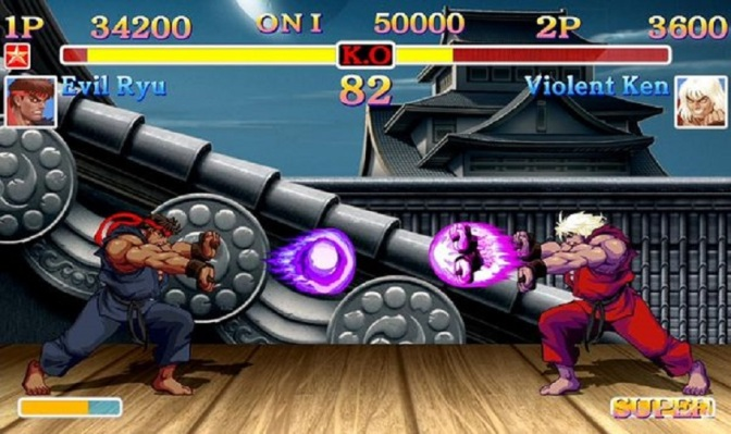 'Ultra Street Fighter II' Trailer Showcases Classic And HD Visuals