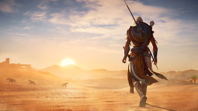 E3 2017: 'Assassin's Creed Origins' Officially Revealed, Collector's Edition Announced