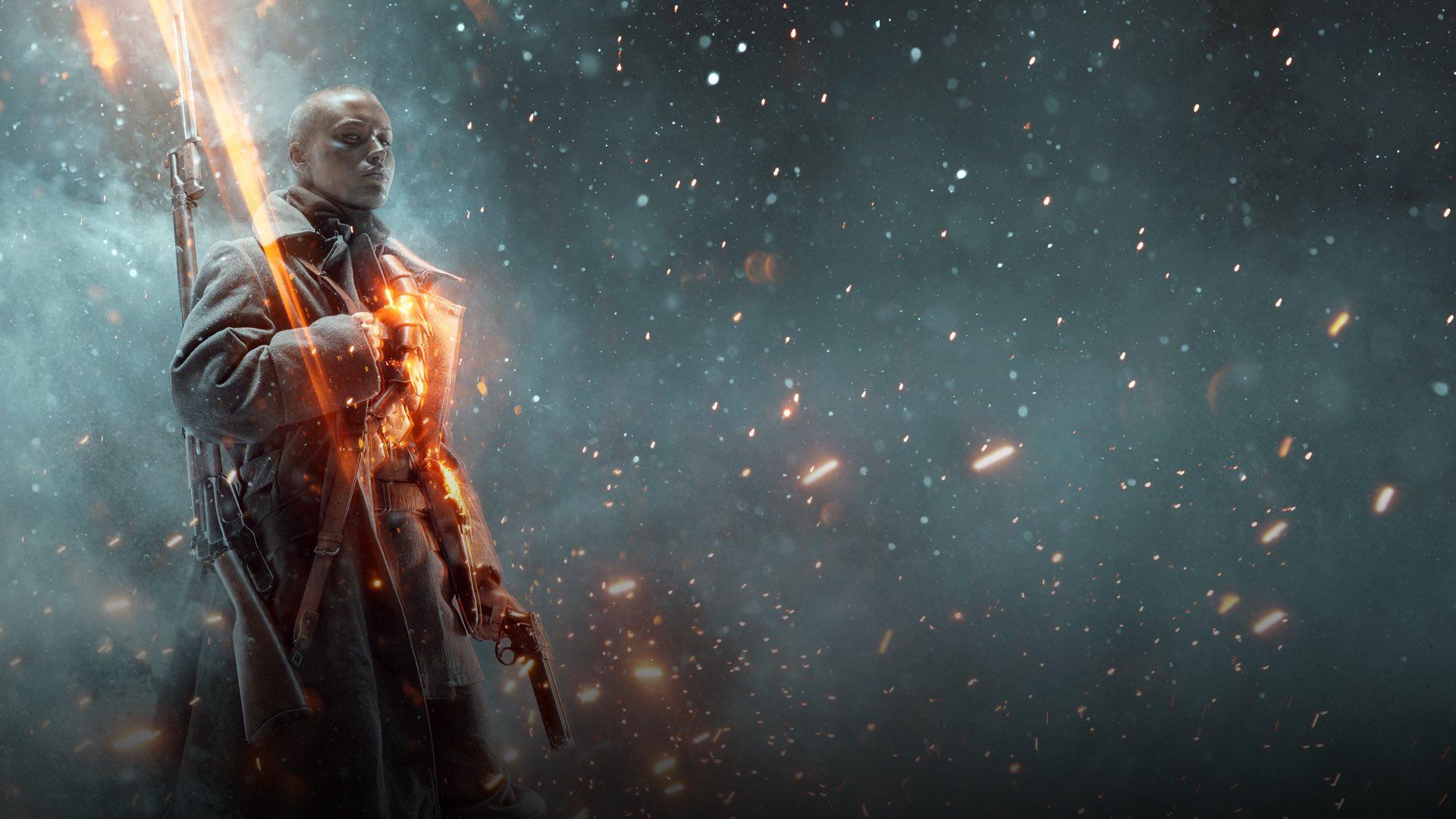 Battlefield 1 In The Name Of The Tsar Dlc Keyart Theplatformer