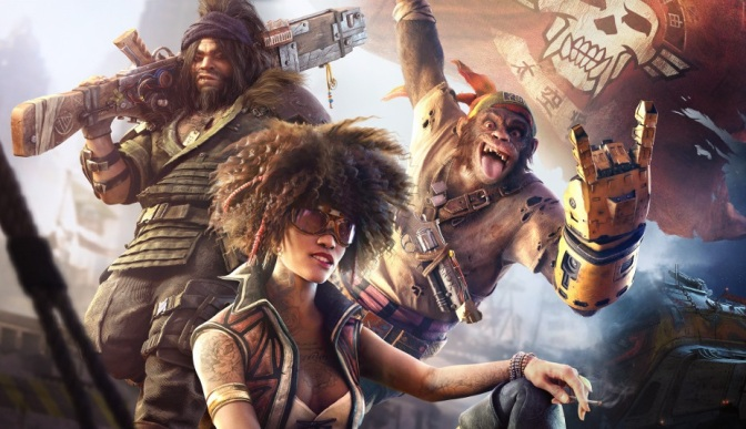 E3 2017: 'Beyond Good And Evil 2' Revived As Prequel Title