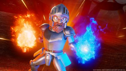 Marvel VS Capcom Infinite E3 2017 - Arthur Screenshot 1