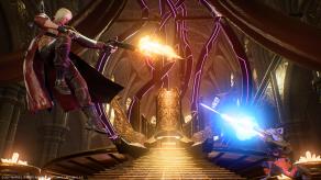Marvel VS Capcom Infinite E3 2017 - Dante Screenshot 1