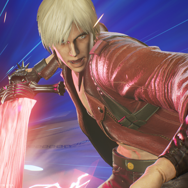 Marvel VS Capcom Infinite E3 2017 - Dante Screenshot 2