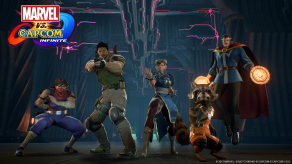 Marvel VS Capcom Infinite E3 2017 - Story Mode Demo Screenshot 2