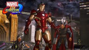 Marvel VS Capcom Infinite E3 2017 - Story Mode Demo Screenshot 3
