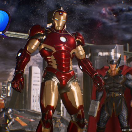 Marvel VS Capcom Infinite E3 2017 - Story Mode Demo Screenshot 3