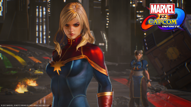 E3 2017: 'Marvel VS Capcom: Infinite' Trailer Reveals Ten More Characters
