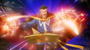 Marvel VS Capcom Infinite E3 2017 - Story Mode Demo Screenshot 5