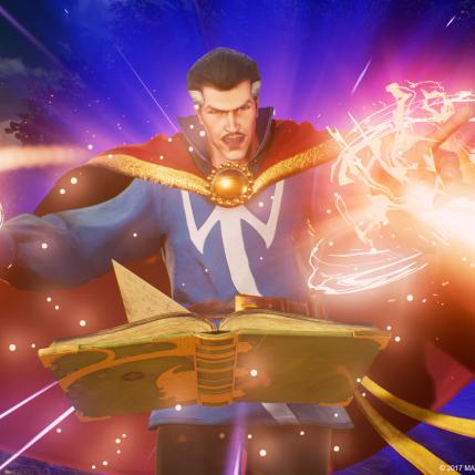 Marvel VS Capcom Infinite E3 2017 - Story Mode Demo Screenshot 5