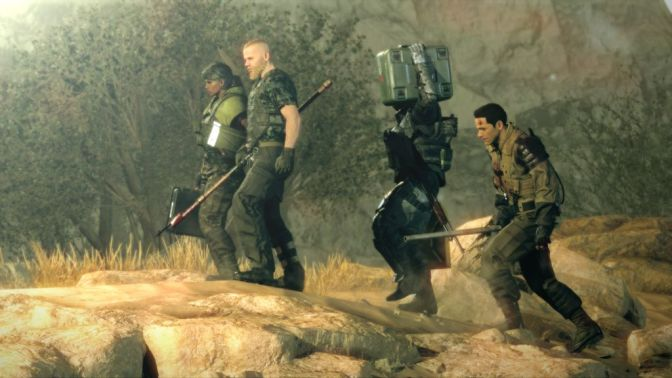 E3 2017: 'Metal Gear Survive' Delayed To Next Year