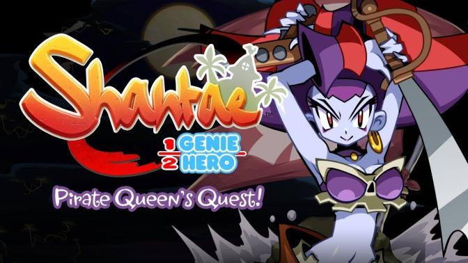 "E3 2017: 'Shantae: Half-Genie Hero' Trailer Teases ""Risky Boots"" Gameplay"