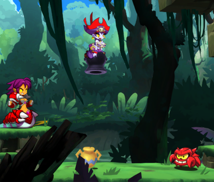 Shantae Half-Genie Hero - Pirate Queen's Quest Screenshot 3