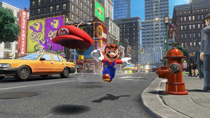 E3 2017: 'Super Mario Odyssey' Gets Over 100 Minutes Of Gameplay Footage