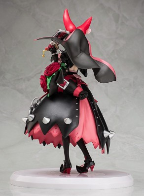 Aquamarine Guilty Gear Xrd Elphelt Valentine Figure - Color 7 Variant - Photo 3