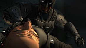 Batman The Enemy Within - Interrogation Screenshot