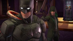 Batman The Enemy Within - The Riddler