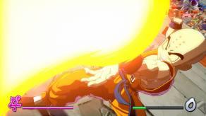 Dragon Ball FighterZ - Krillin Gameplay Screenshot 3