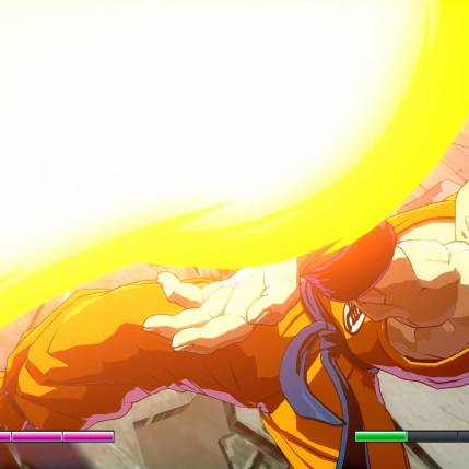 Dragon Ball FighterZ - Krillin Gameplay Screenshot 3