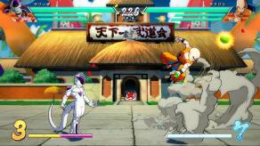Dragon Ball FighterZ - Krillin Gameplay Screenshot 4