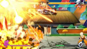 Dragon Ball FighterZ - Krillin Gameplay Screenshot 5
