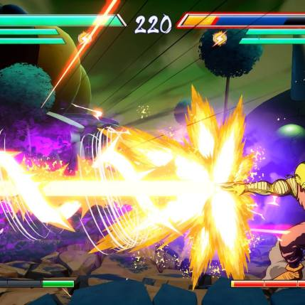 Dragon Ball FighterZ - Piccolo Gameplay Screenshot 5