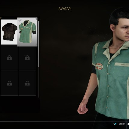 Final Fantasy XV Comrades DLC Beta - Avatar Customization Screenshot