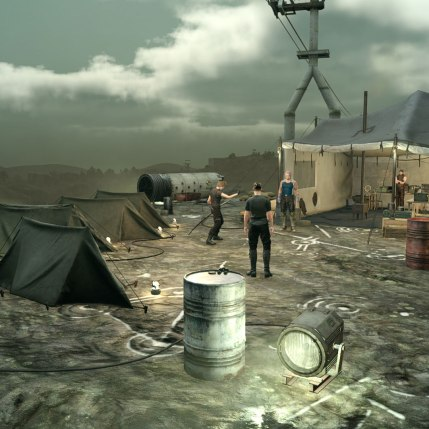 Final Fantasy XV Comrades DLC Beta - Gameplay Screenshot 2