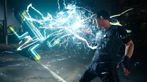 Final Fantasy XV Comrades DLC Beta - Lightning Elemental Gameplay Screenshot
