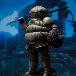 Gecco Dark Souls III Siegmeyer of Catarina SDCC 2017 Exclusive Statue - Photo 1