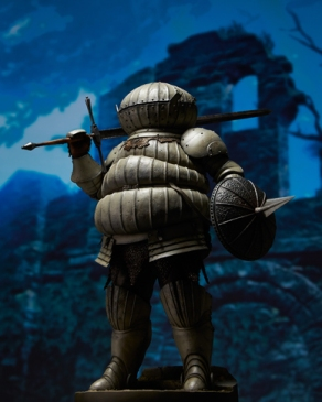 Gecco Dark Souls III Siegmeyer of Catarina SDCC 2017 Exclusive Statue - Photo 3