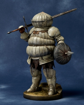 Gecco Dark Souls III Siegmeyer of Catarina SDCC 2017 Exclusive Statue - Photo 4