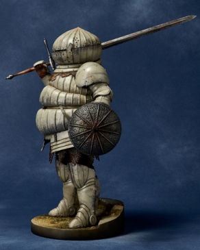 Gecco Dark Souls III Siegmeyer of Catarina SDCC 2017 Exclusive Statue - Photo 5