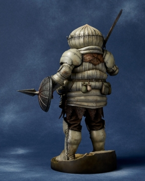 Gecco Dark Souls III Siegmeyer of Catarina SDCC 2017 Exclusive Statue - Photo 6