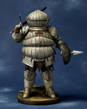 Gecco Dark Souls III Siegmeyer of Catarina SDCC 2017 Exclusive Statue - Photo 8
