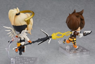 GSC Overwatch Mercy And Tracer Nendoroid Figures - Photo 2