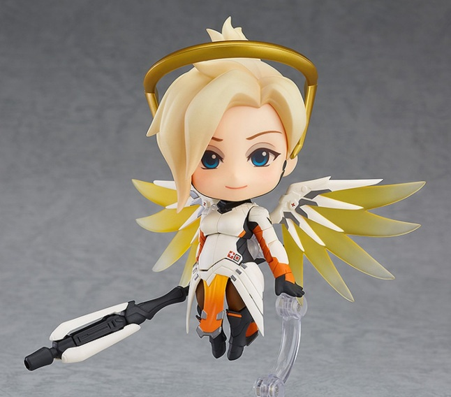 GSC Overwatch Mercy Nendoroid Figure - Photo 1