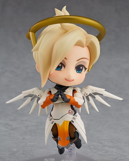 GSC Overwatch Mercy Nendoroid Figure - Photo 2
