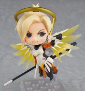 GSC Overwatch Mercy Nendoroid Figure - Photo 4