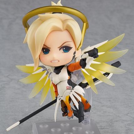 GSC Overwatch Mercy Nendoroid Figure - Photo 4