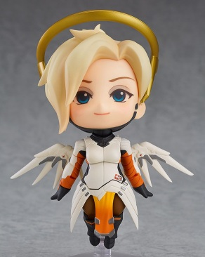 GSC Overwatch Mercy Nendoroid Figure - Photo 5